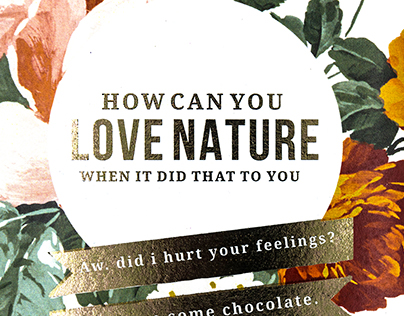Brutally Honest Chocolate Company: Food Packaging