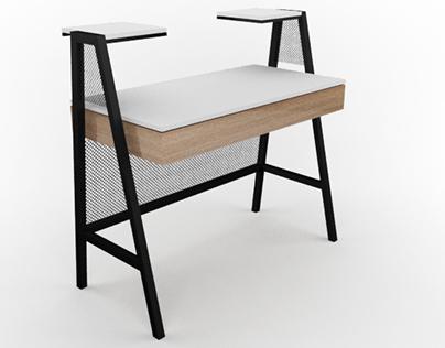 """A"" Desk"
