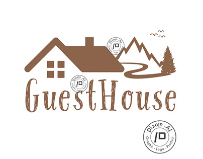 Guest house logo project