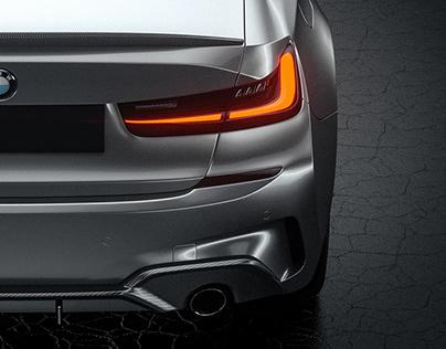 BMW330i M Sport/ZACOE BODY KIT CGI