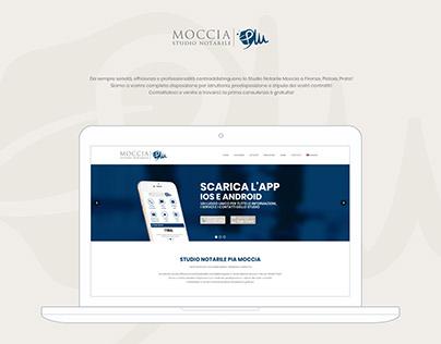 Notaio Moccia Website
