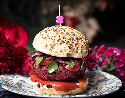 Vegan food project