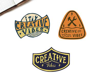 Creative Vibes (Unused design)