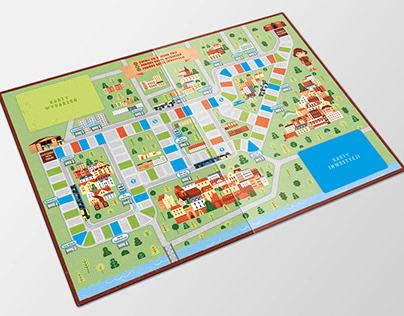 Bit-City II — Board Game