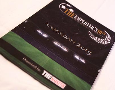 "Employer's Tournament 2015 "" Booklet """