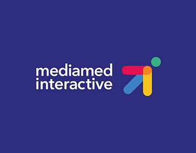 Rebranding Mediamed Interactive. Brandbook