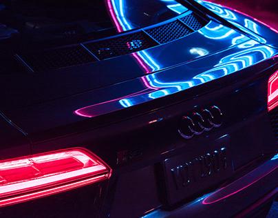 Audi R8 Campaign, 2017