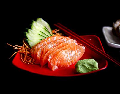 Food Photography - Kamimaki Sushi