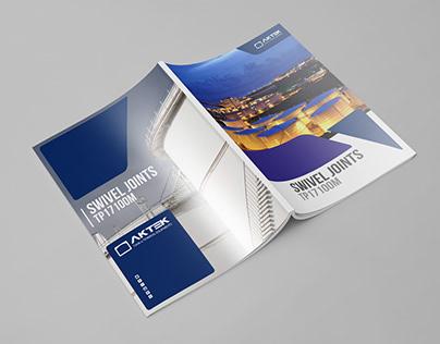 Aktek Technology Catalog Design