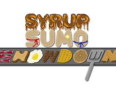 Syrup Sumo Showdown | 2D Turn Based Game