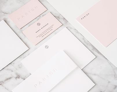 PARISH | Branding