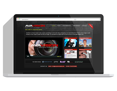 Production Company Websites