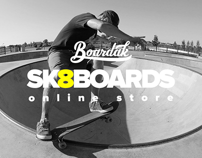 online store of goods for skateboarders, snowboarders