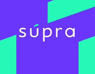 Supra Showroom branding