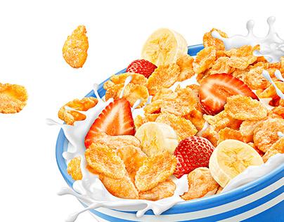 Embalagens Cereal Matinal Sem Glúten - Vitalin