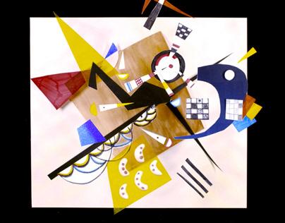 Wassily Kandinsky   ANIMATION