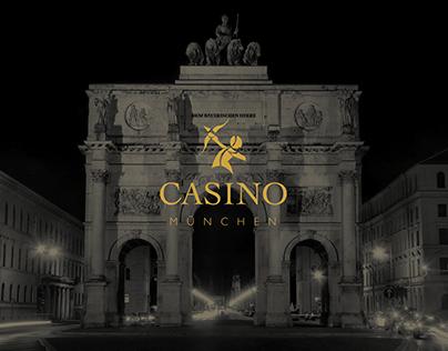 CORPORATE DESIGN – Casino München
