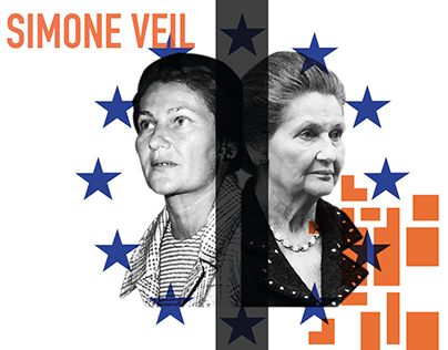 Simone Veil CD Cover