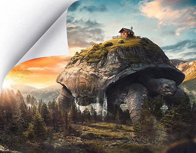 DOMESTIKA BASIC: Photoshop para Matte Painting