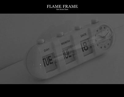 FLAME FRAME_황영수_테이프 DEMO