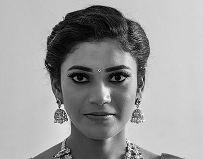 Sathish + Nithiya - Bride Getting Ready