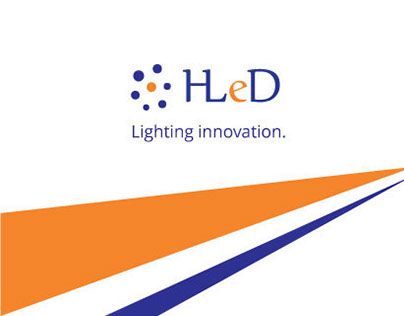 HLeD brand identity - 2017 update