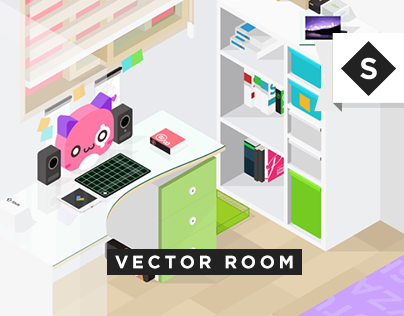 My Vector Room