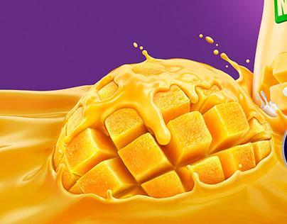 Sunfeast - Wonderz Milk CGI