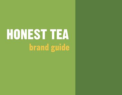 GD I: HONEST TEA BRAND GUIDE