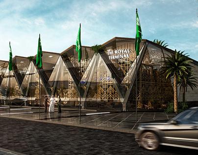 Royal Terminal | Riyadh