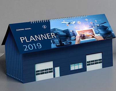 {Kuehne + Nagel} Calendar 2019