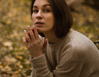Autumn portraits