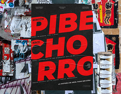 PROTEST POSTER | Pibe chorro