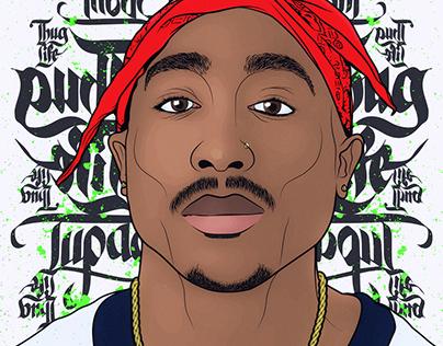 Tupac (Poster)