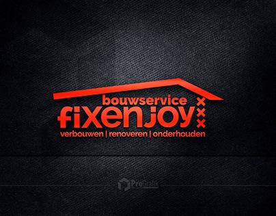 Fixenjoy Logo Tasarımı