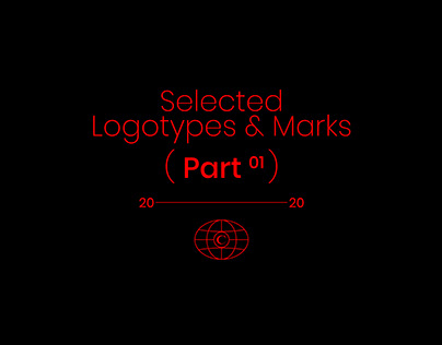 Selected Logotypes&Marks (Part 01)