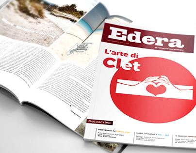 Progetto Editoriale - Edera Rivista