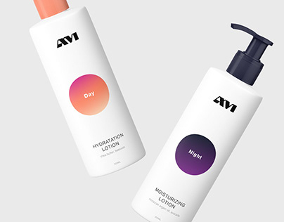 AM - Skincare Visual Identity & Packaging