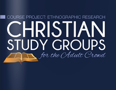Christian Study Groups for the Adult Crowd