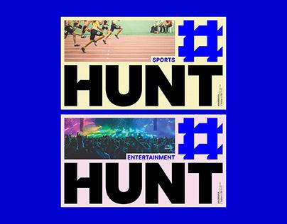 DailyHunt | Branding