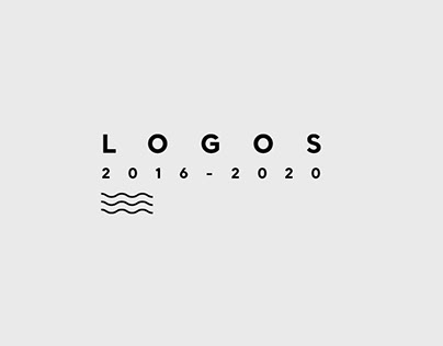 Logos from 2016 to Present