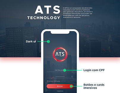 ATS Global - Application Design