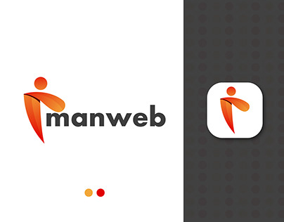 manweb logo design