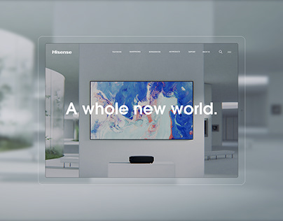 Hisense Website