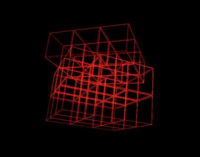 Rubik's cube: animation test
