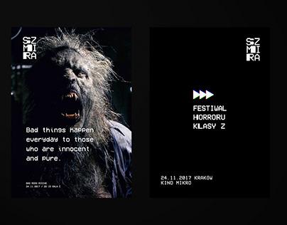 Szmira Horror Festival / Branding