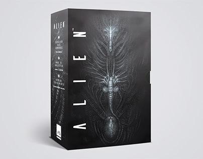 Alien's trilogy