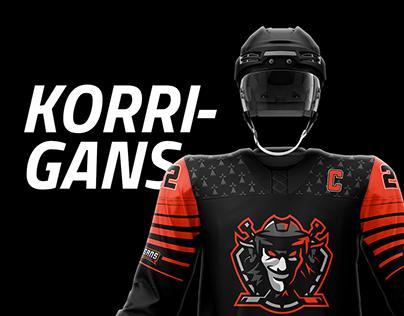 Korrigans - Hockey sur glace