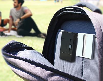 Mobile tissue case