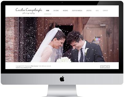 Cecilia Campolonghi Photography - website
